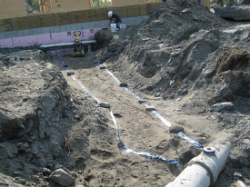 Domestic Water Line Repairs, Fire Water Line Repairs
